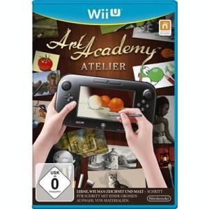 Art Academy Atelier Nintendo Wii U
