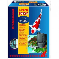 Sera Koi Profesional filter 24000 8652, Filtru iaz