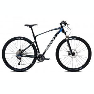 Bicicleta Mtb Devron Riddle Men R6.9 M 457mm Pure Black 29