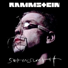 Rammstein Sehnsucht LP gatefold (2vinyl) foto