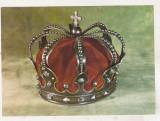 bnk cp Bucuresti - Muzeul National de Istorie - Coroana de otel - necirculata