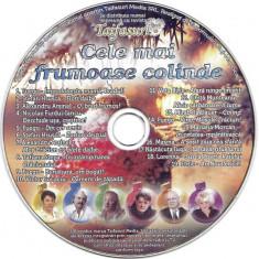 CD Cele Mai Frumoase Colinde , original