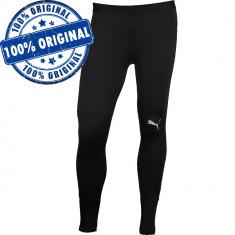 Pantaloni Puma Teamsport Tight pentru barbati - pantaloni originali