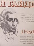 Sonate pentru pian - Josep Haydn, VINIL, Melodia