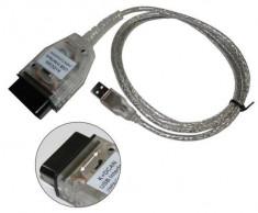 Tester Interfata Diagnoza Auto Bmw K+Dcan Pro Obd2 Cu 16 Pinii foto