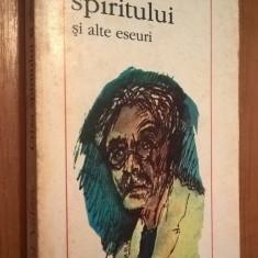 Paul Valery - Criza spiritului si alte eseuri (Editura Polirom, 1996)