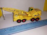 bnk jc Matchbox K12 Scammell Mobile Crane