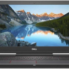 Laptop Gaming Dell Inspiron 5590 (Procesor Intel® Core™ i7-8750H (9M Cache, up to 4.10 GHz), Coffee Lake, 15.6inch FHD, 8GB, 1TB HDD @5400RPM + 128GB