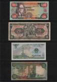 Cumpara ieftin Set #40 7 bancnote de colectie 1967 - 2012, Europa