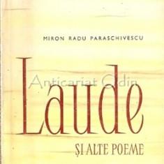 Laude Si Alte Poeme - Miron Radu Paraschivescu