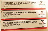 TRETINOIN 0.025% A-Ret Retin-A Retinol Riduri Acnee Tretinoina
