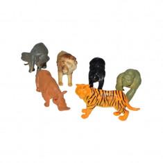 Figurine animale salbatice, 6 buc/ set