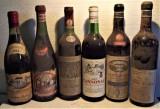 LOT - A - VIN DE COLECTIE, ANII 1964/1968/1973/3 sticle anii 60/70