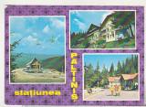 bnk cp Statiunea Paltinis - Vedere - circulata - marca fixa