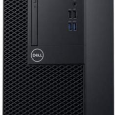 Calculator Sistem PC Dell OptiPlex 3060 MT (Procesor Intel® Core™ i5-8500 (9M Cache, 4.10 GHz), Coffee Lake, 8GB, 1TB HDD @7200RPM, Intel® HD Graphics, Intel Core i5, 8 Gb
