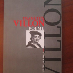 Poeme-Francois Villon