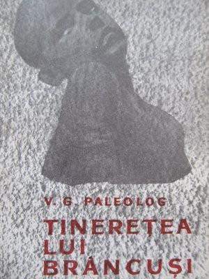 Tineretea lui Brancus - V. G. Paleolog foto