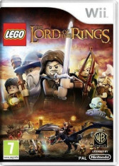 Joc Nintendo Wii LEGO Lord of the Rings foto