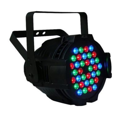 Proiector joc de lumini PAR RGB, 36 x LED, sistem prindere foto