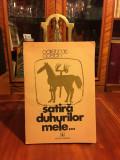 Calistrat COSTIN - Satira duhurilor mele... Poeme (prima editie - 1980)