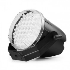 Beamz Efect de lumină Beamz LED Strobe Light Disco Party, alb