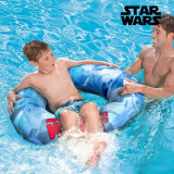 Colac Plutitor Gonflabil cu Mânere Star Wars