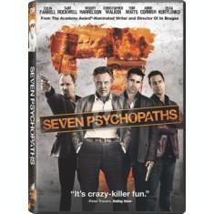 Sapte psihopati si un caine (Seven Psychopaths) DVD