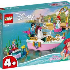 LEGO Disney Princess - Barcuta de sarbatoare a lui Ariel