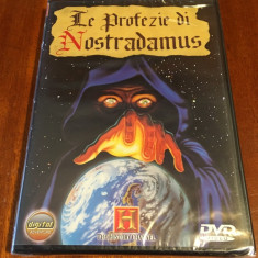 Le Profezie di NOSTRADAMUS (1 DVD original, in tipla! subtitr. Engleza/Italiana!