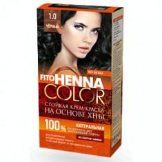 Vopsea de par permanenta fara amoniac FITO Henna Color x 17