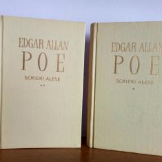 Edgar Allan Poe – Opere alese (2 Vol.)