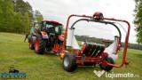 METAL-FACH Z598 Maşini de înfoliat baloţi cu auto-încărcare