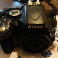 DSLR Nikon D5200+Obiectiv/Accesorii