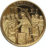 Moneda Aur - Tetraevangheliarul de la Hurezi | arhiva Okazii.ro