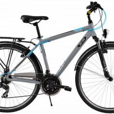 Bicicleta Oras Dhs Travel 2855 L Gri 28 Inch