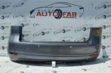 Bară spate Volkswagen Golf 6 Plus an 2009-2013 cu găuri pentru Parktronic, Audi