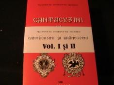CANTACUZINI SI BRANCOVENI-VOL1+2=985 PG-FLORENTA GEORGETA MARINCI-2014- foto