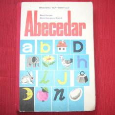 Abecedar - 1994, Clasa 1, Didactica si Pedagogica, Romana