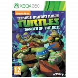 Teenage Mutant Ninja Turtles: Danger of the Ooze XB360