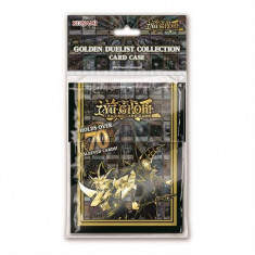 Set De Carti Yu-Gi-Oh! Golden Duelist Collection Deck Box