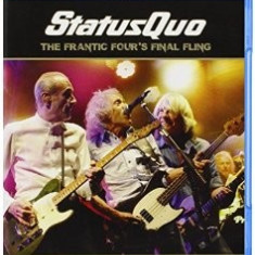Status Quo Frantic Fours Final Fling Live At O2 (bluray+cd)