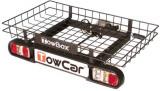 Cutie portbagaj pe carligul de remorcare Aragon Platforma TowBox Cargo V2 Gri