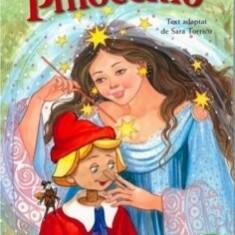 Pinocchio. Primele mele lecturi - Nivelul 2 (8-9 ani)/Sara Torrico