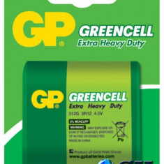 Baterie zinc carbon Greencell GP (3R12) 4.5V 1 buc/blister