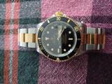 Rolex sub mariner, Mecanic-Automatic