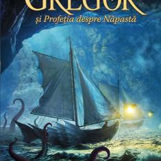 Gregor și Profeția despre Năpastă (ebook Seria Cronici din subpământ partea a II-a)