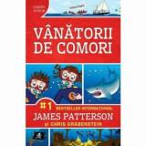 Vanatorii de comori vol. 1/James Patterson, Chris Grabenstein