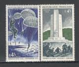 Franta.1969 25 ani luptele din iunie  MF.593, Nestampilat