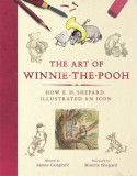The Art of Winnie-the-Pooh How E. H. Shepard Illustrated an Icon