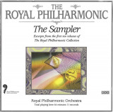 CD The Royal Philharmonic Orchestra – The Sampler, original, holograma